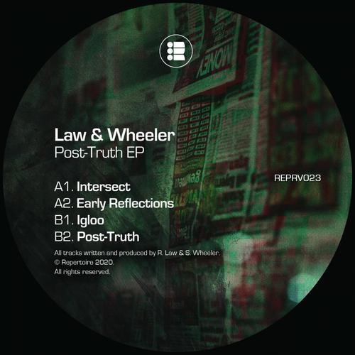Law & Wheeler - Post-Truth EP (2020) [FLAC]
