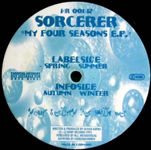 Sorcerer - My Four Seasons EP (1993) [FLAC]