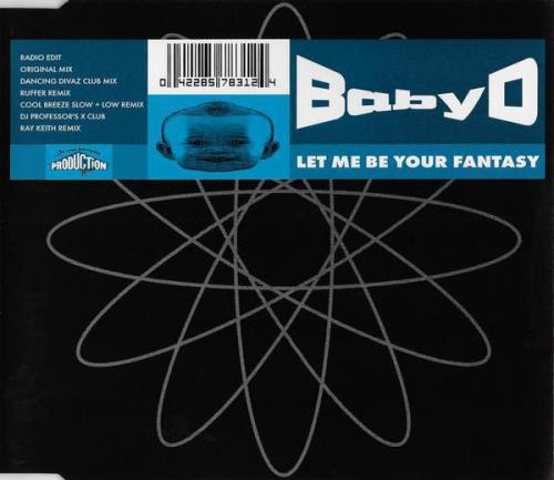 Baby D - Let Me Be Your Fantasy (1994) [FLAC]