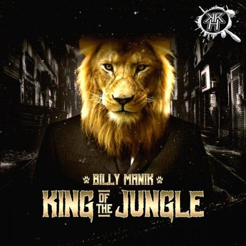 Billy Manik - King Of The Jungle (2021) [FLAC]