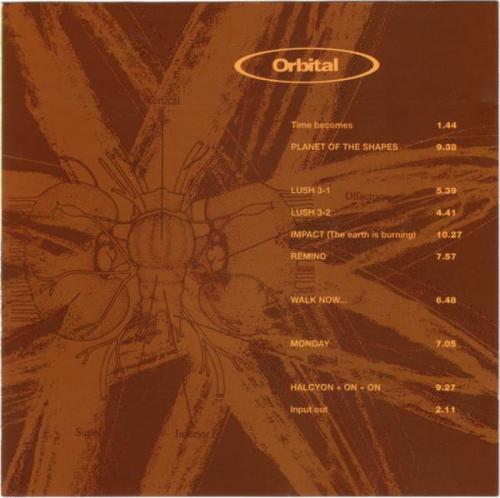 Orbital - Orbital 2 (1993) [FLAC]