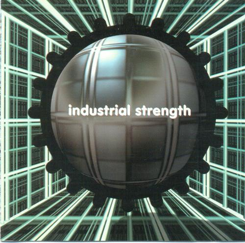 VA - Industrial Strength (1993) [FLAC]