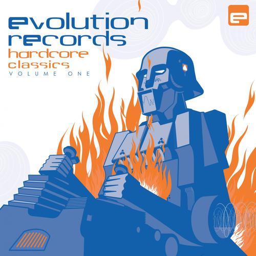 Scott Brown - Evolution Records Hardcore Classics - Volume One (2015) [FLAC]
