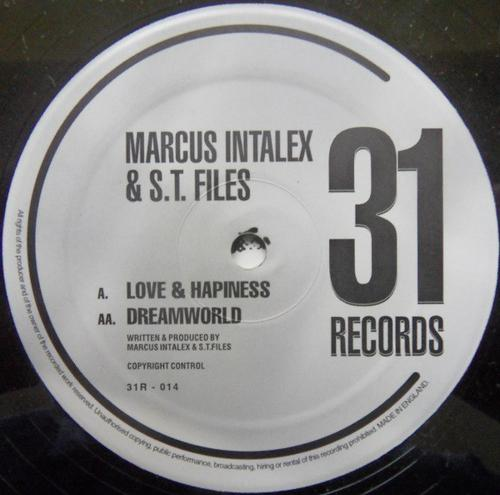 Marcus Intalex & St Files - Love & Hapiness / Dreamworld (2001) [FLAC]