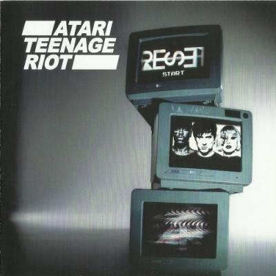 Atari Teenage Riot - Reset (2014) [FLAC]