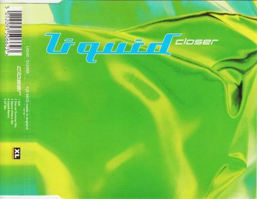 Liquid - Closer (1995) [FLAC]