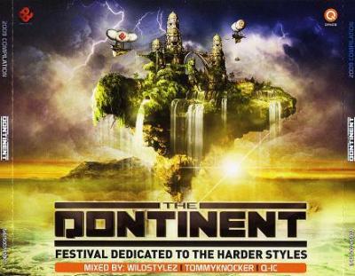 VA - The Qontinent 2009 Compilation [FLAC]