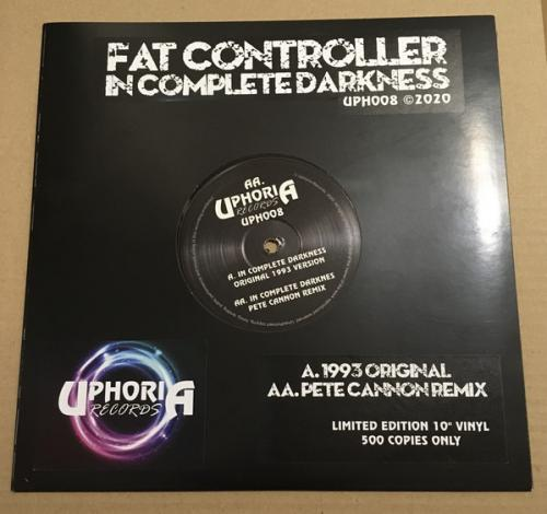 Fat Controller - In Complete Darkness (2020) [FLAC]