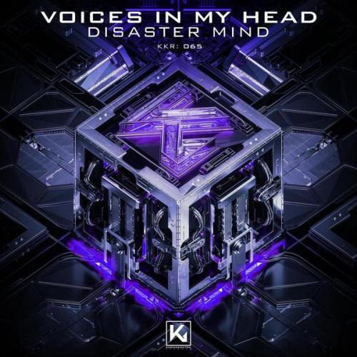 Disaster Mind - Voices in My Head (2021) [FLAC]