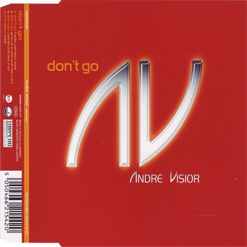 André Visior - Don't Go (2002 (FLAC)