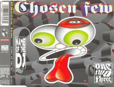 Chosen Few - Name Of The DJ (1997) [FLAC]
