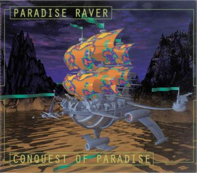 Paradise Raver - Conquest Of Paradise (1995) [FLAC]