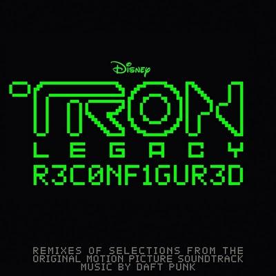 Daft Punk - Tron:Legacy R3CONFIGUR3D (2011) [FLAC]
