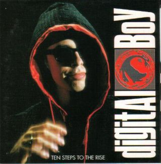 Digital Boy - Ten Steps To The Rise (1995) [FLAC]