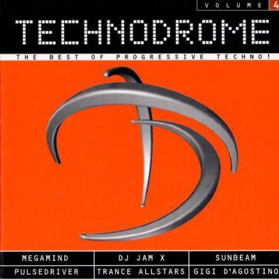 VA - Technodrome Volume 4 (2000) [FLAC]