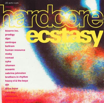 VA - Hardcore Ecstasy (1991) [FLAC]