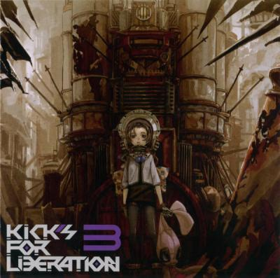 USAO - Kick's For Liberation 3 (2011) [FLAC]