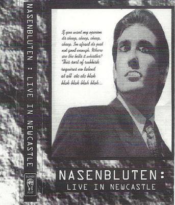 Nasenbluten - Live in Newcastle (1996) [FLAC] download