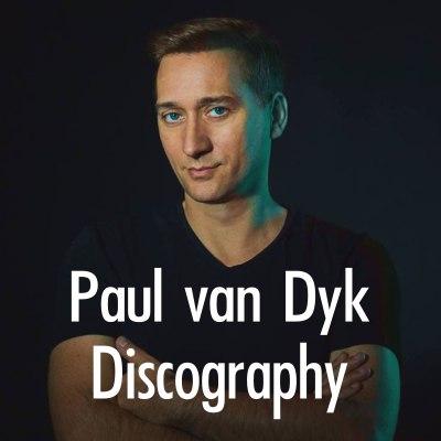 Paul van Dyk FLAC Discography