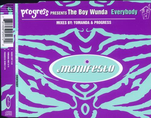 Progress Presents The Boy Wunda - Everybody (1999) [FLAC] download