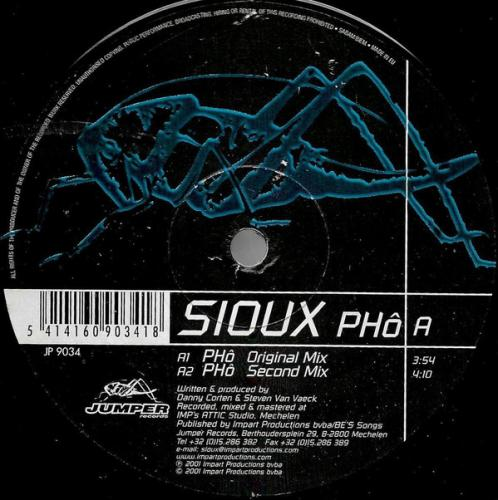 Sioux - Pho (2001) [FLAC] download