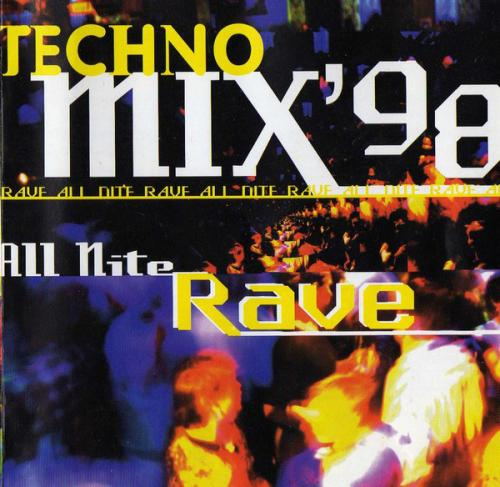 VA - Techno Mix 98 All Nite Rave (1998) [FLAC] download