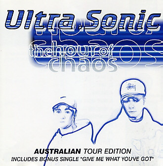 Ultra-Sonic - The Hour Of Chaos (Australian Tour Edition) (1998) [FLAC] download