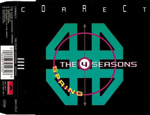 Correct - The Four Seasons Spring (1993) [FLAC] download