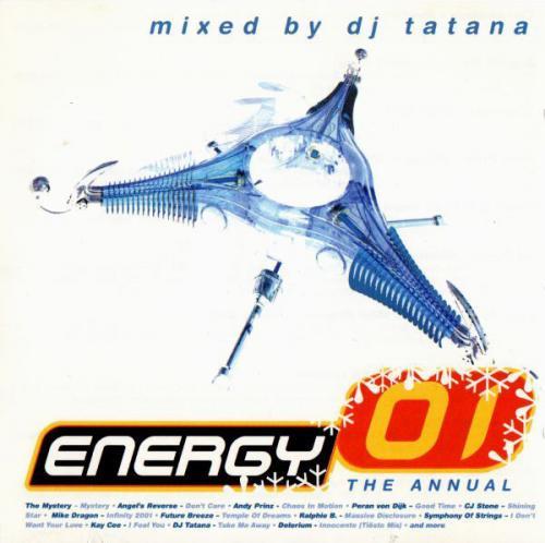 VA - Energy 01 (2001) [FLAC] download
