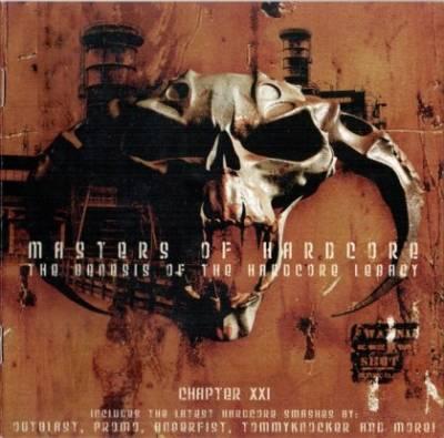 VA - Masters Of Hardcore - Chapter XXI (2006) [FLAC]