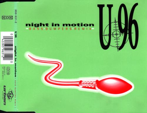U96 - Night In Motion (Bass Bumpers Remix) (1993) [FLAC] download