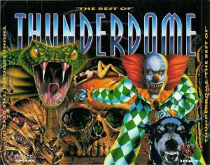 "VA - Thunderdome - ""The Best Of "" (1995) [FLAC]"