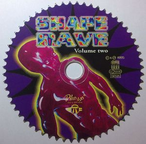 VA - Shape Rave Volume 2 (1995) [FLAC]