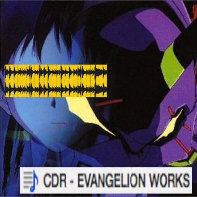 CDR - EVANGELION WORKS 0.0000000 (2014) [FLAC]