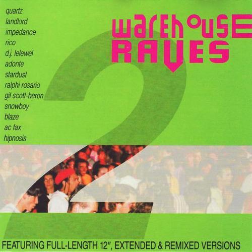 VA - Warehouse Raves 2 (1989) [FLAC]