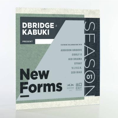 D-Bridge & Kabuki - dBridge & Kabuki Present 'New Forms Season 1'