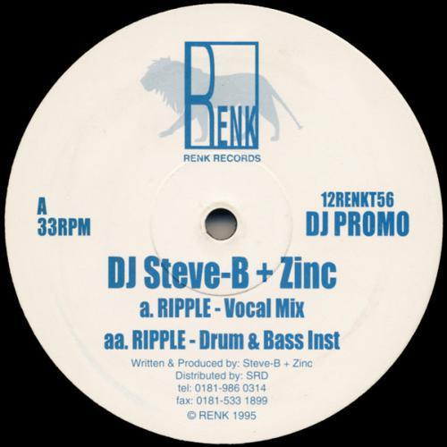 Steve B & Dj Zinc - Ripple (1995) [FLAC]