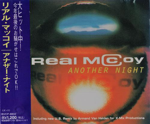 Real Mccoy - Another Night (1994) [FLAC]