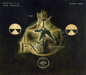 Aphex Twin - Ventolin E.P (The Remixes) (1995) [FLAC]