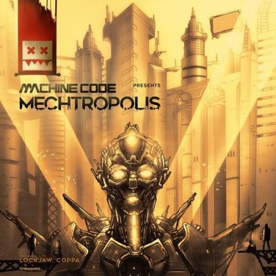 Machinecode - Mechtropolis LP (2016) [FLAC]