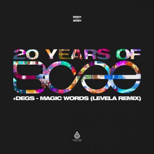 Bcee & Degs - Magic Words (2021) [FLAC]
