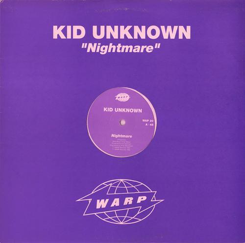 Kid Unknown - Nightmare (1992) [FLAC]