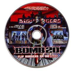 Bomb20 - Flip Burgers Or Die!!!!! (1998) [FLAC]