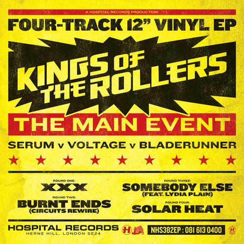 Kings Of The Rollers - The Main Event (2020) [FLAC]