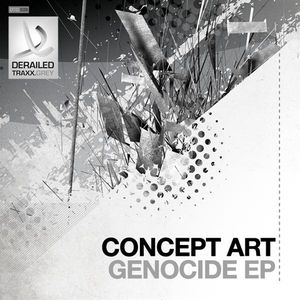 Concept Art - Genocide EP (2014) [FLAC]
