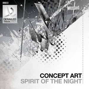 Concept Art - Spirit Of The Night (2014) [FLAC]