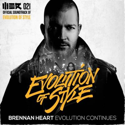 Brennan Heart - Evolution Continues (2014) [FLAC]