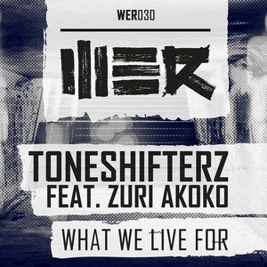 Toneshifterz feat. Zuri Akoko - What We Live For (2014) [FLAC]