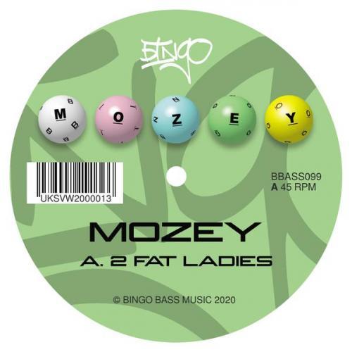 Mozey - 2 Fat Ladies (2020) [FLAC]