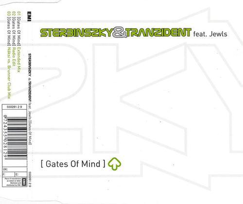 Sterbinszky & Tranzident Feat. Jewls - Gates Of Mind (2001) [FLAC]